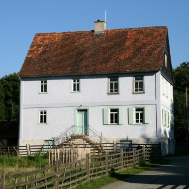 House from Anspach