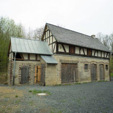 Outbuilding from Breitenbach