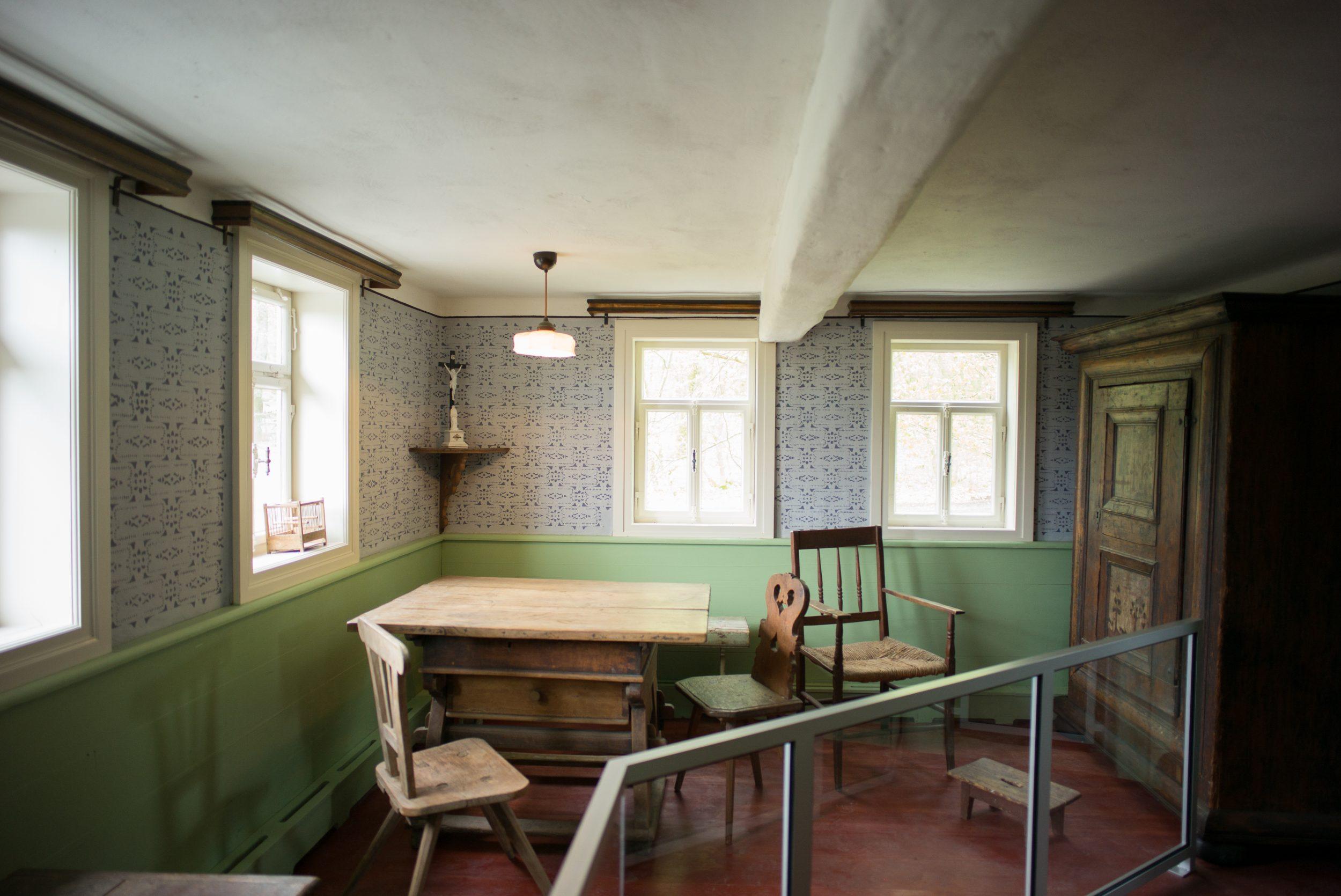 Haus aus Sieblos — Freilichtmuseum Hessenpark