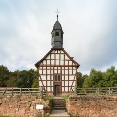 Die Kirche aus Ederbringhausen