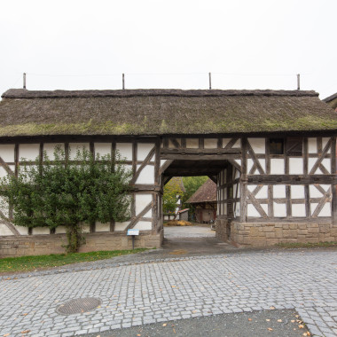 Gatehouse from Betziesdorf