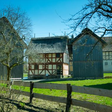 Haus aus Frankenbach