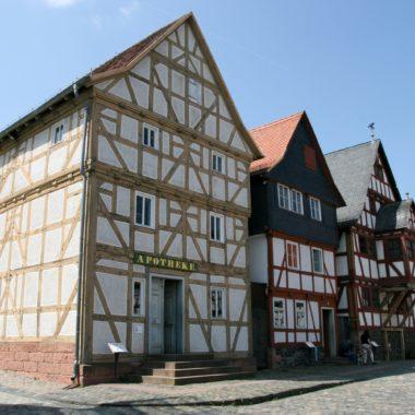 Haus aus Rauschenberg