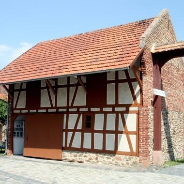 Stall aus Treisbach