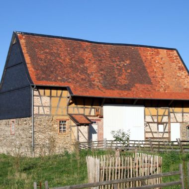 Stable barn from Anspach