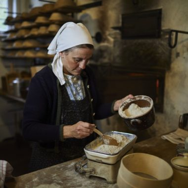 Plätze frei! Historisches Backen am 21. September