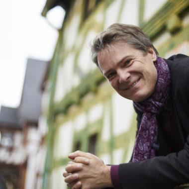 Museumsleiter Jens Scheller