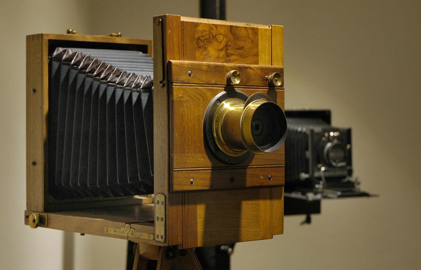 Kamera im Haus aus Queck