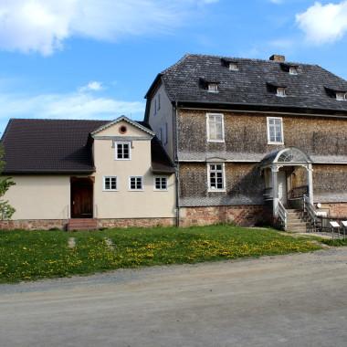 Gutshaus aus Solms