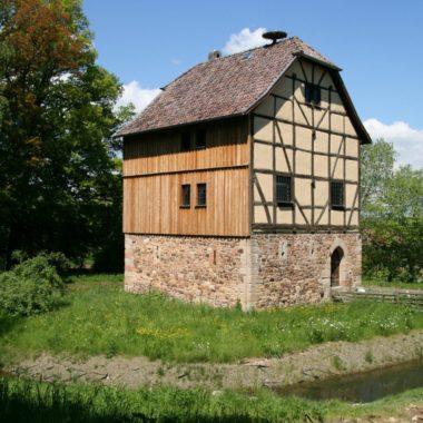 Festes Haus aus Ransbach