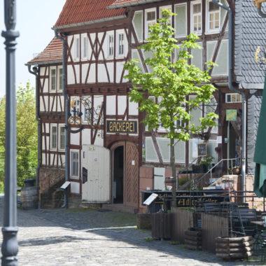 Haus aus Hessisch Lichtenau