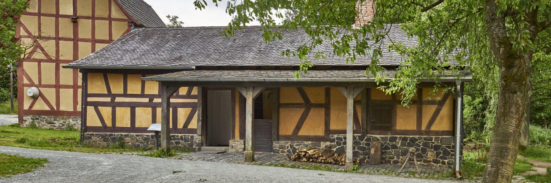 Haus aus Probbach (Backhaus)