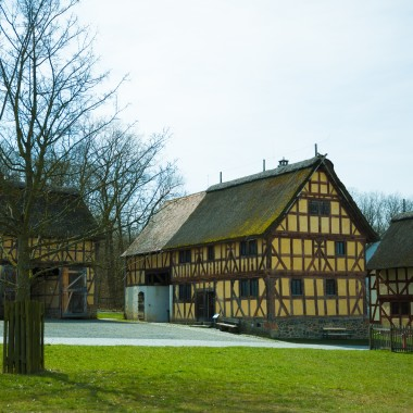 House Bamberger from Friedensdorf