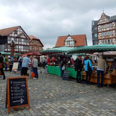 Bauernmarkt am 23. Oktober 2016