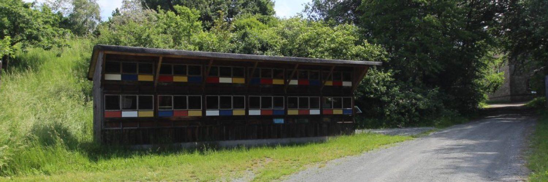 Bienenhaus aus Mammolshain