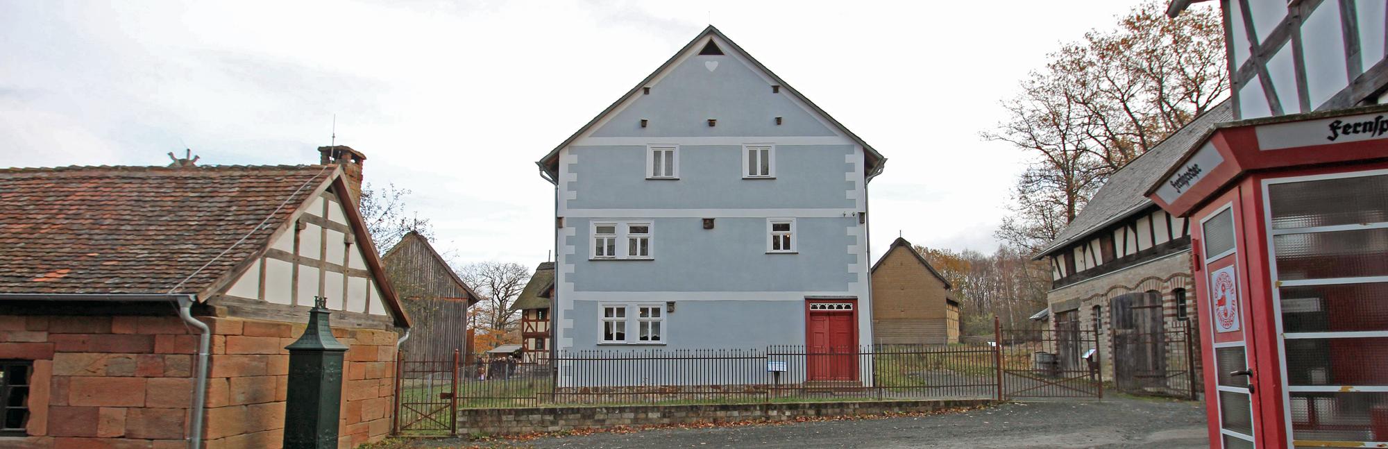 Haus aus Breitenbach