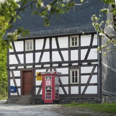Haus aus Ahlbach, Posthaus