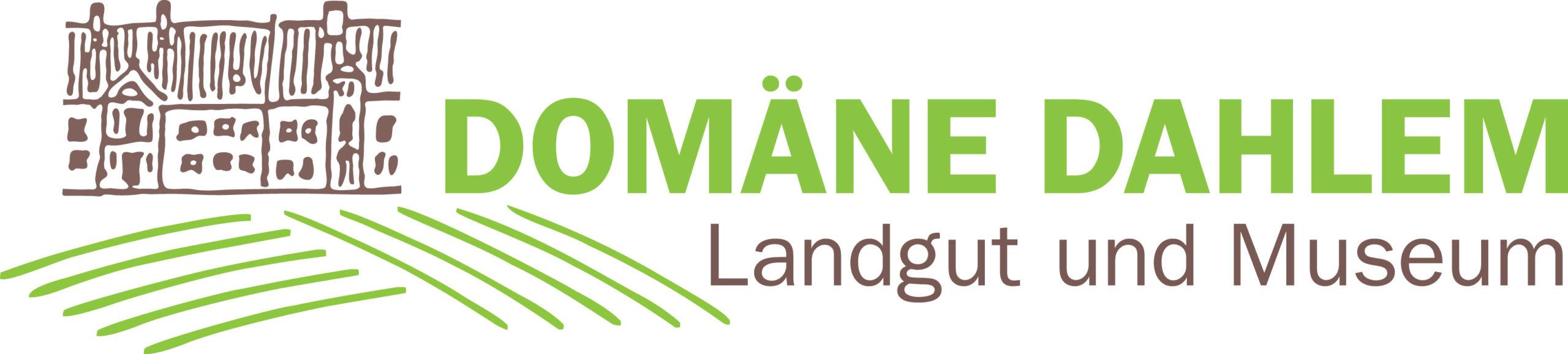 Logo Domäne Dahlem