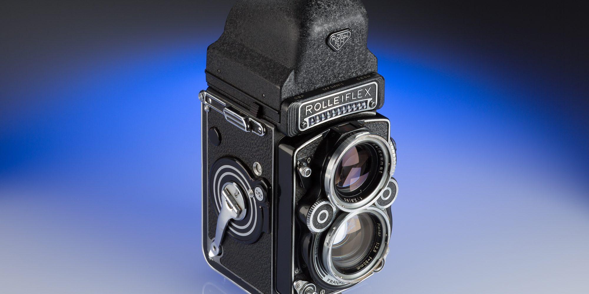 """Kamera als Leitmotiv der Sonderausstellung """"Doppeläugig"""""""