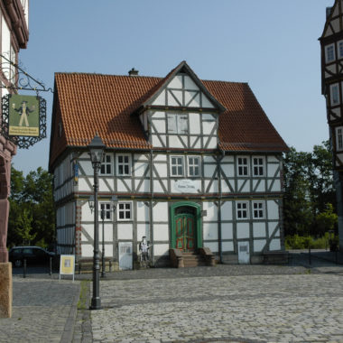 House from Melgershausen