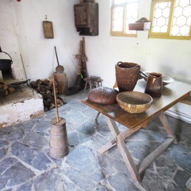 Innenaufnahme Haus aus Frankenbach