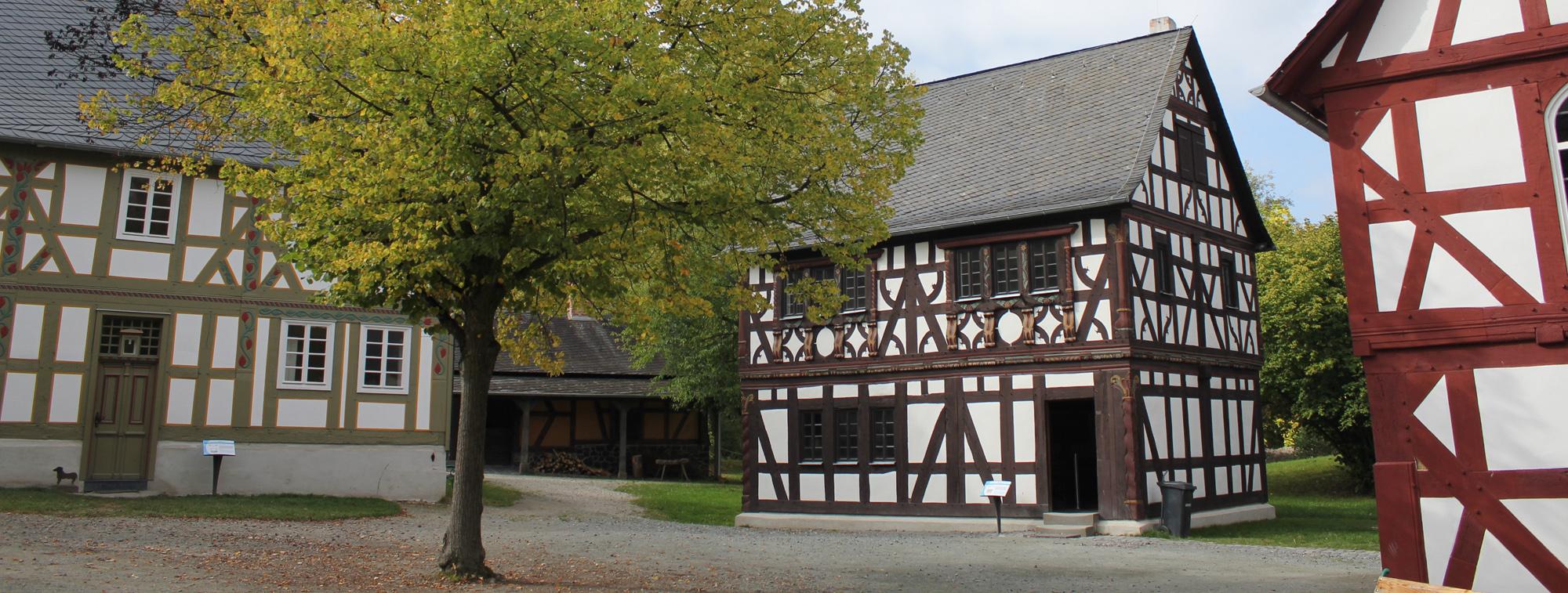 Außenansicht Haus aus Frickhofen