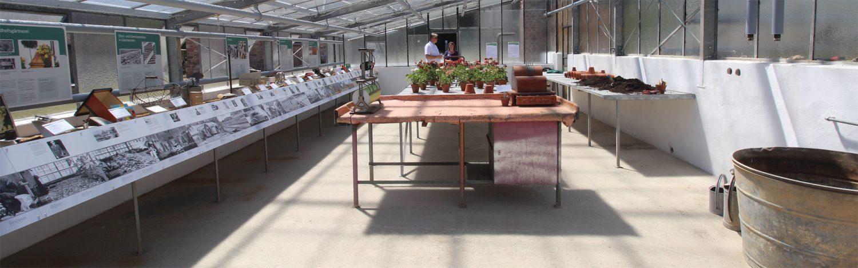 Gartenbau und Blumenbinden