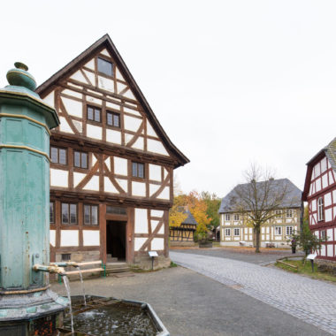 House from Grebenau