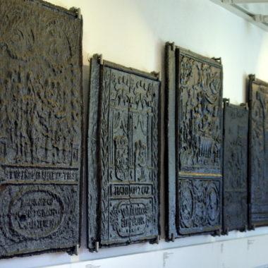 Eisenkunstguss und Ofenplatten
