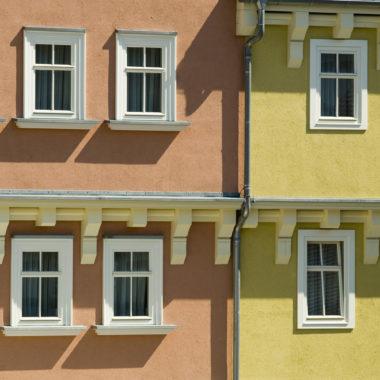 Häuser aus Gießen