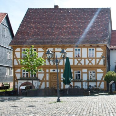 Haus aus Fürth