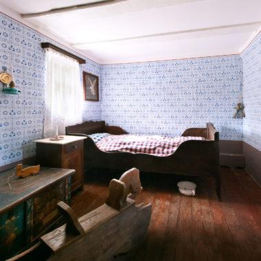Kinderzimmer im Haus aus Fellingshausen