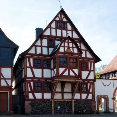 Haus aus Hungen