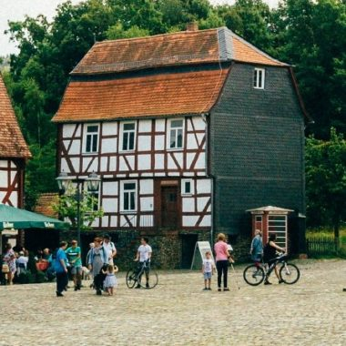 Haus aus Idstein