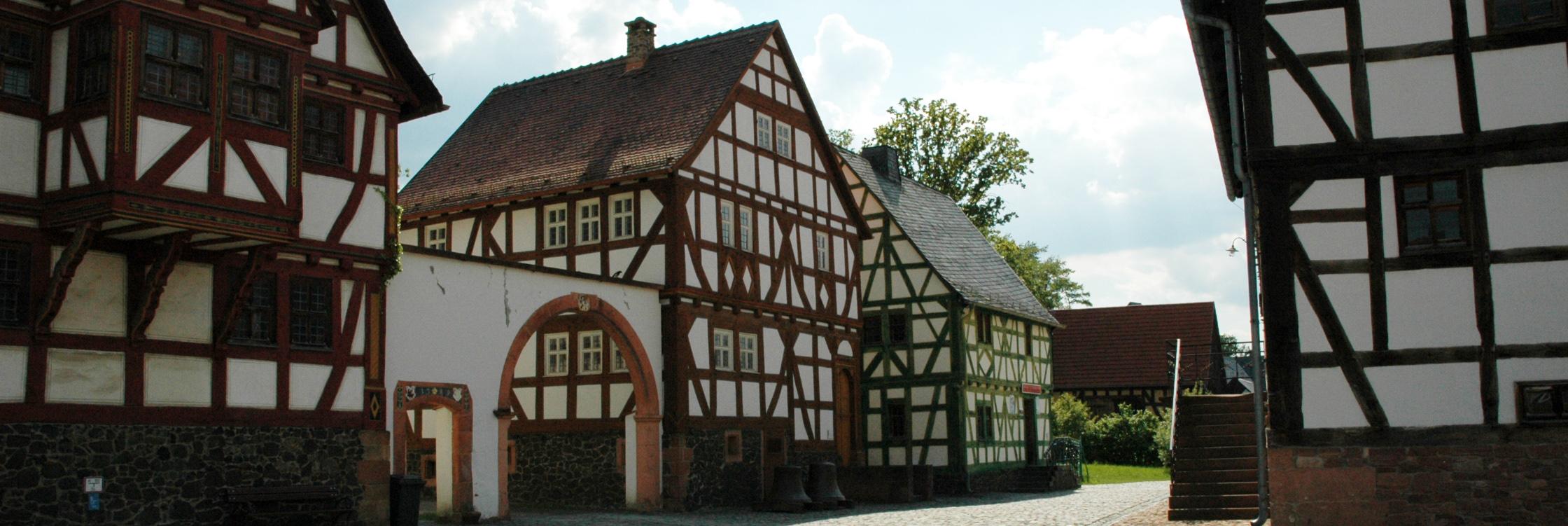 Außenansicht Haus aus Laubach