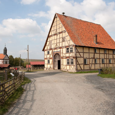 House from Ostheim