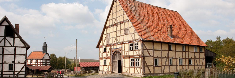 Außenansicht Haus aus Ostheim