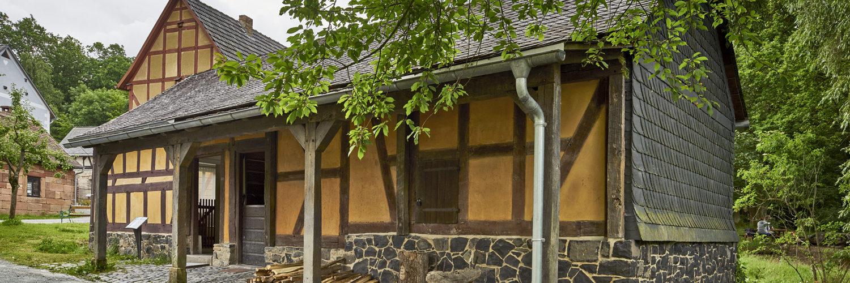 Haus aus Probbach