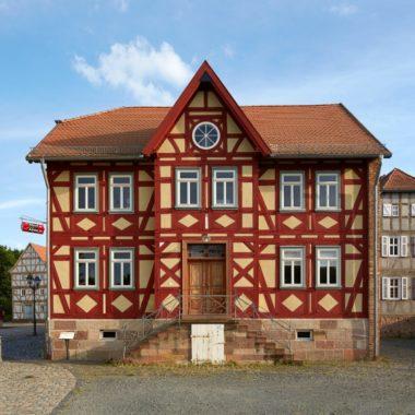 Haus aus Queck