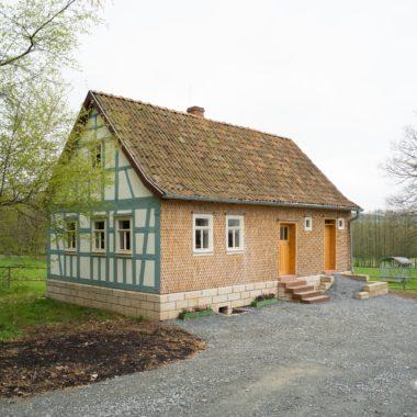 Haus aus Sieblos