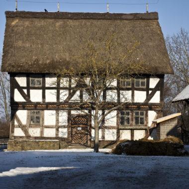 Haus aus Nieder-Gemünden