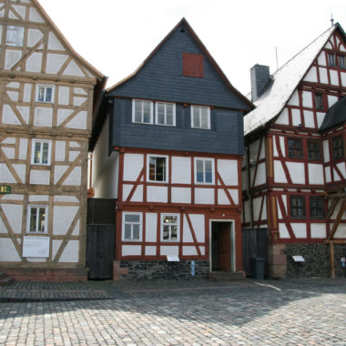 House from Homberg (Efze)
