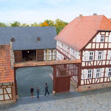 Haus aus Langen-Bergheim