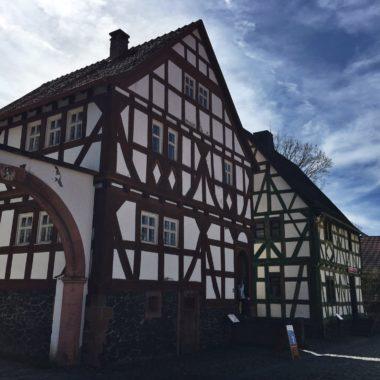 Haus aus Laubach