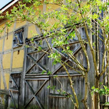 Haus aus Heskem