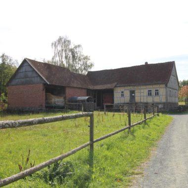 Hofanlage aus Mittelkalbach