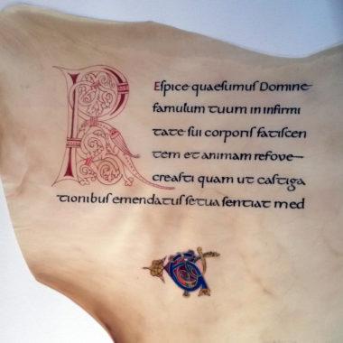 Karolingische Minuskelschrift