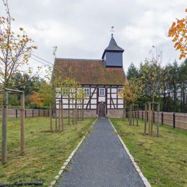 Kirche aus Kohlgrund