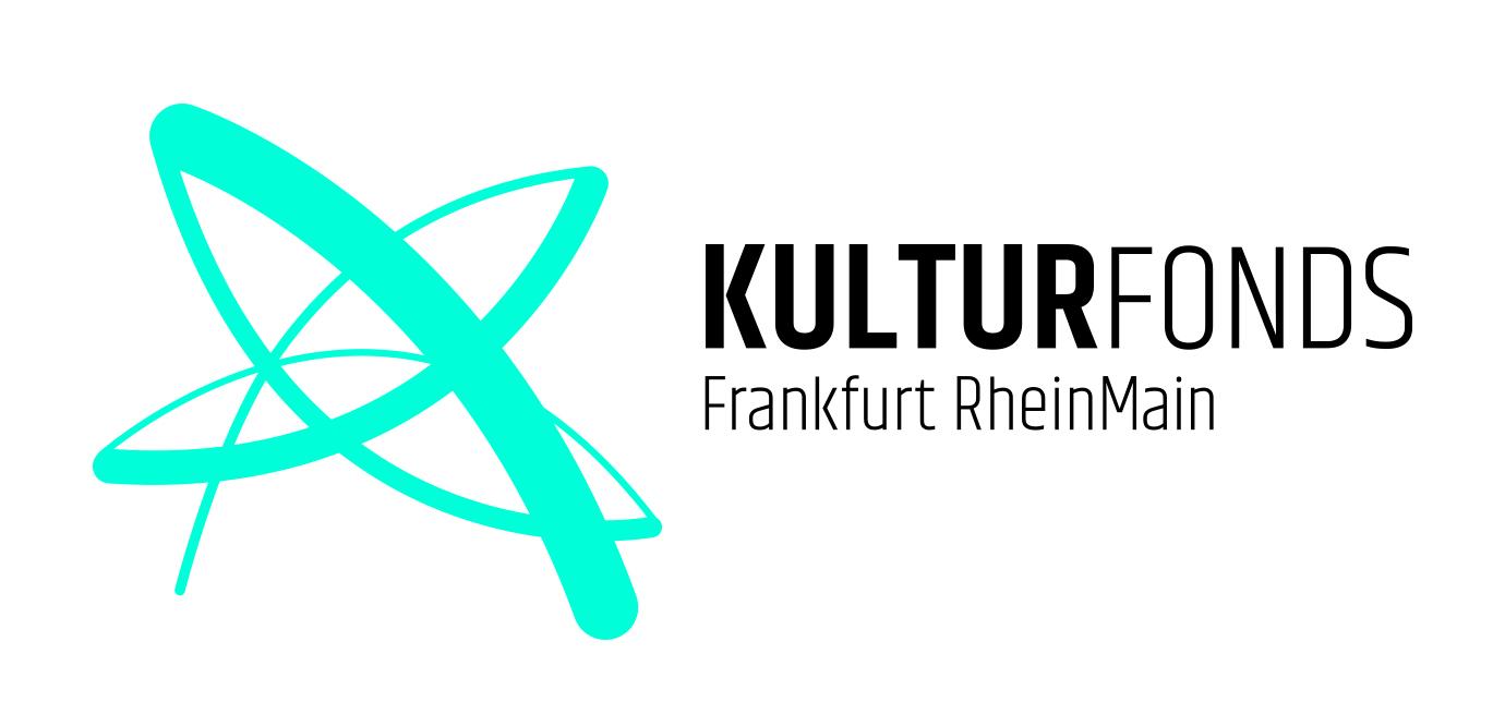 Logo Kulturfonds Frankfurt RheinMain