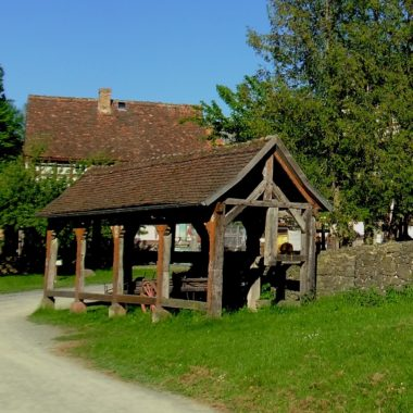 Leiterhaus aus Mudersbach